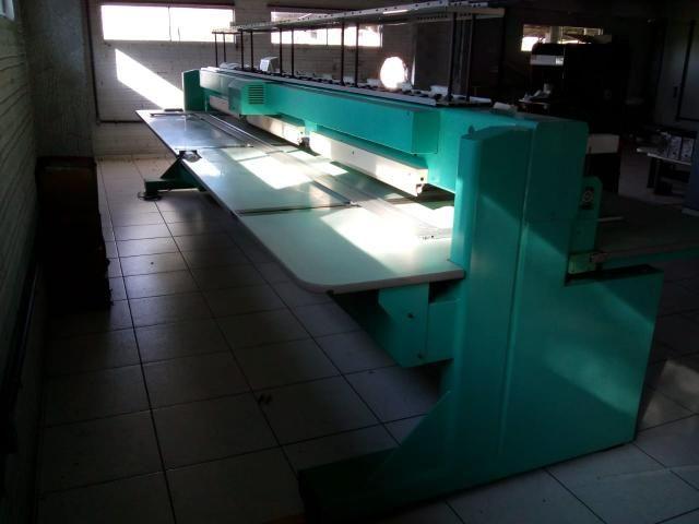 Máquina de bordar Tagima 12 cabeças - Foto 5