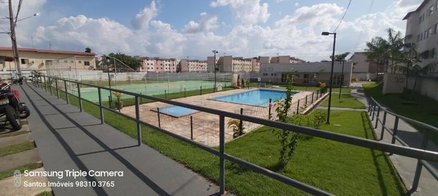 Cond. Soure na Br próximo IESP, 2 quartos, transferência R$ 42 mil / * - Foto 14