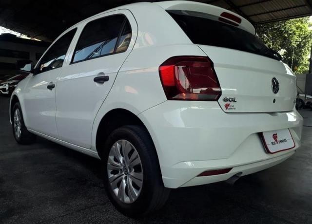 Volkswagen Gol 1.6 Trendline 4P Manual - Foto 6