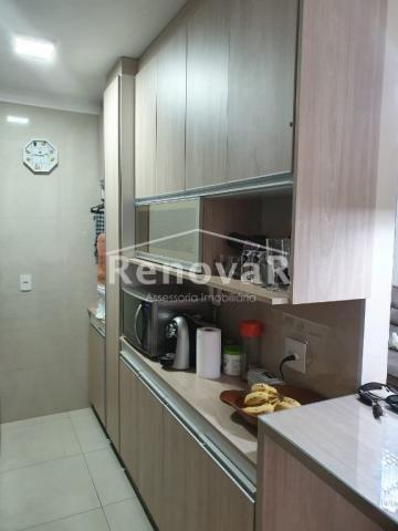Apartamento à venda com 3 dormitórios em Parque euclides miranda, Sumaré cod:490 - Foto 3