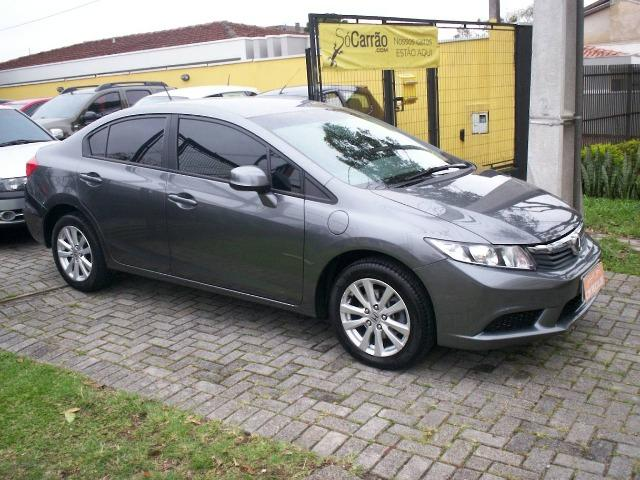 Honda Civic LXS 1.8 Automático Flex - Foto 2