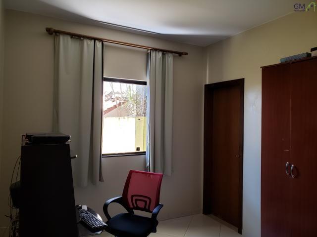 Casa a venda / condomínio vivendas campestre / 3 suítes / edicula / laje / setor habitacio - Foto 17