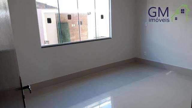 Casa a venda / condomínio jardim europa ii / 03 quartos / churrasqueira / garagem / aceita - Foto 19