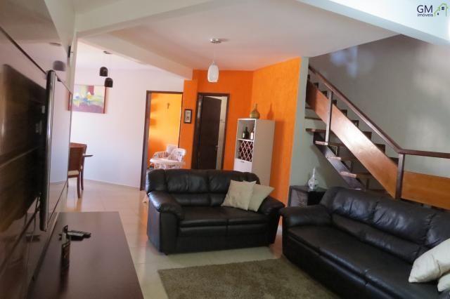 Casa a venda / condomínio vivendas friburgo / escriturado / 4 quartos / churrasqueira - Foto 5