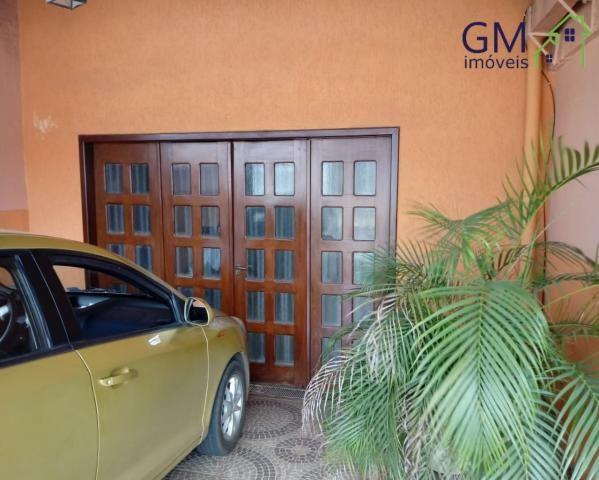 Casa a venda na quadra 18 sobradinho df / 03 quartos / sobradinho df / churrasqueira / lag - Foto 4