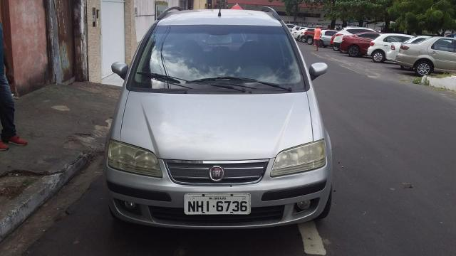 Fiat Idea elx 1.4 2008 completo