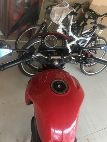 Vendo Moto Next 250 Dafra - Foto 6