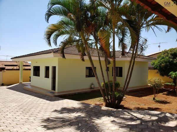 Casa a venda / condomínio vivendas campestre / 3 suítes / edicula / laje / setor habitacio