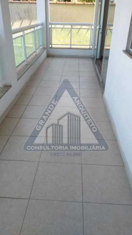Apartamento à venda com 3 dormitórios em Freguesia, Rio de janeiro cod:GAAP30130 - Foto 5