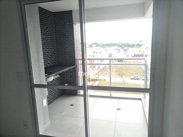 Apartamento com 2 dormitórios para alugar, 69 m² por r$ 2.500/mês - cerâmica - são caetano - Foto 10
