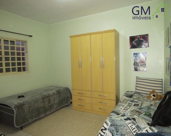 Casa a venda / condomínio fraternidade / 04 quartos / hidromassagem / setor habitacional c - Foto 8