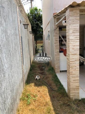 Vende-se ótima casa de 3 quartos no (jardins mangueiral), por r$420.000,00 (aceita financi - Foto 9