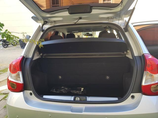 Toyota Etios HB XS 1.5 Automático - Foto 6