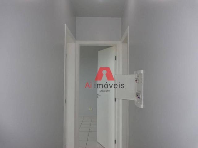 Apartamento com 2 dormitórios para alugar no via parque, 49 m² por r$ 937/mês - floresta s - Foto 13