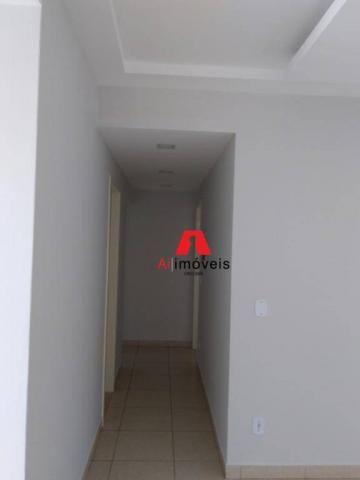 Apartamento com 2 dormitórios e 1 suíte com closet, para alugar, 110 m² por r$ 2.600/mês - - Foto 13