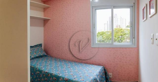 Apartamento com 3 dormitórios para alugar, 90 m² por r$ 2.800/mês - jardim bela vista - sa - Foto 19