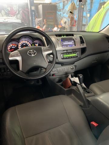 Hilux SRV 3.0 Diesel automático 4x4 2014/2014 - Foto 6