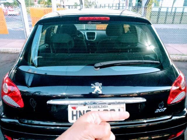 Ágio! Parcela de R$ 332,00! Peugeot 207 2012 1.4 completo 75.000 km rodados - Foto 3