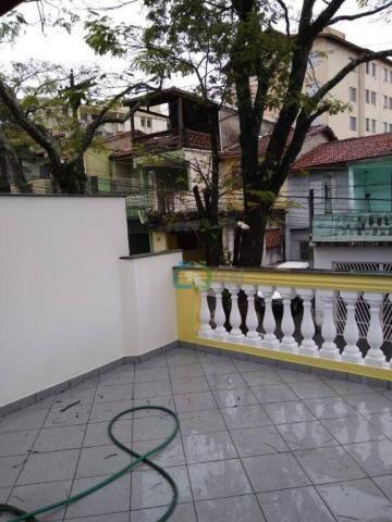 Sobrado com 3 dormitórios à venda, 250 m² por r$ 561.800 - jardim iae - são paulo/sp - Foto 5