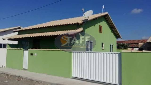 OLV-Casa com 2 dormitórios à venda, 55 m² por R$ 85.000 - Unamar - Cabo Frio/RJ CA0956