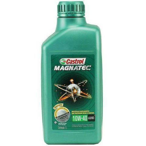 Oleo Motor Semissintetico 10w40 Sn Magnatec 1lt Castrol