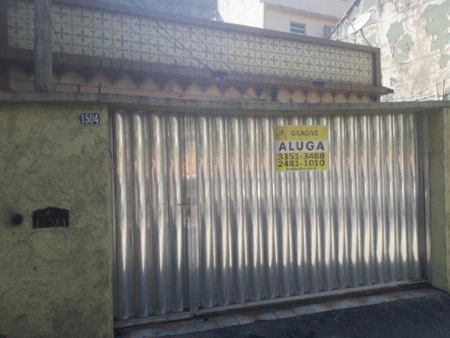Casa 100% Independente na Vila da Penha, 02 Quartos, Quintal, Garagem etc.