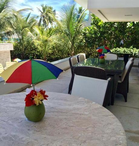Luxuosa Casa Duplex Á Venda Frente e Beira Mar Morada Da Península Reserva Do Paiva-E - Foto 7