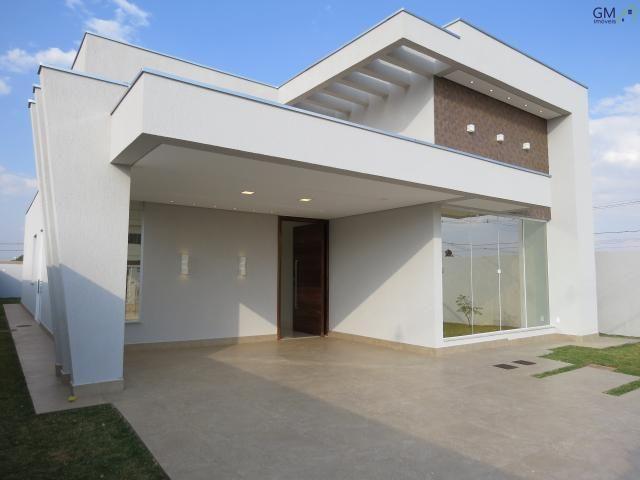 Casa a venda / condomínio alto da boa vista / 3 quartos / churrasqueira / garagem - Foto 2