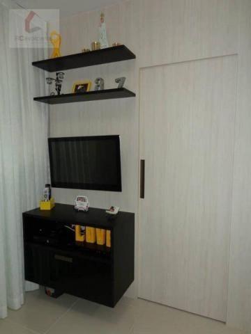 Apartamento 100% projetado, porcelanato - Foto 3