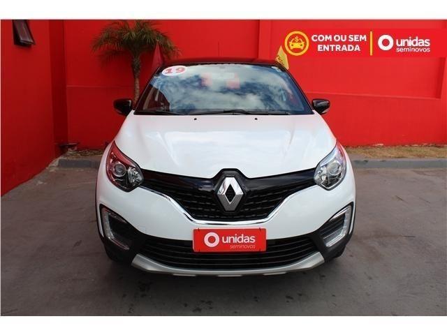 Oportunidade: Renault Captur 1.6 16V Sce Flex Zen At X-Tronic