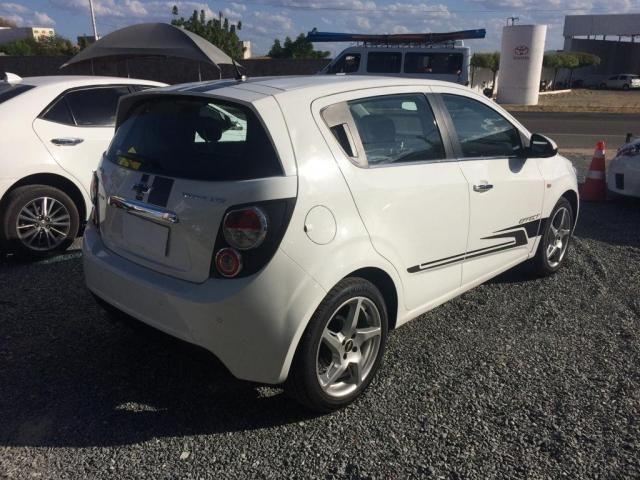 Chevrolet sonic 1.6 ltz 16v flex manual 2012/2012 branco - Foto 6