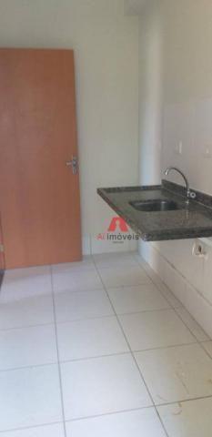Apartamento com 2 dormitórios para alugar, 53 m² por R$ 1.225,00/mês com CONDOMINIO E IPTU - Foto 15