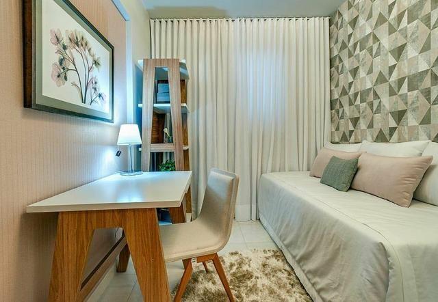 Apartamento novo 2 qts q suite lazer completo ac financiamento - Foto 6