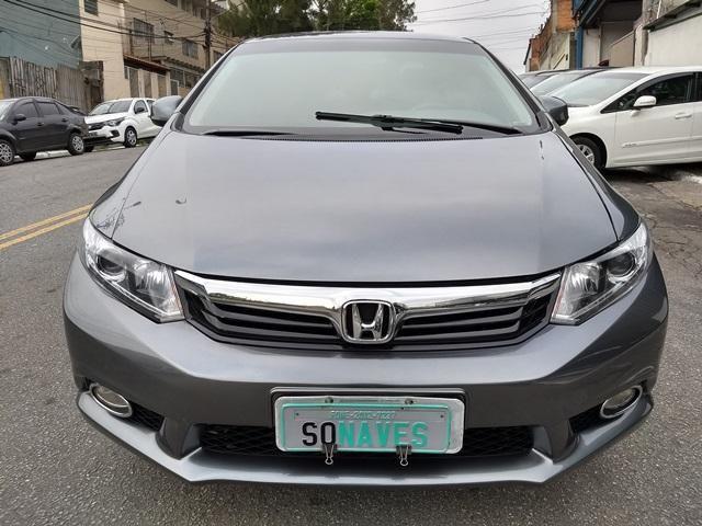 Honda Civic CIVIC SEDAN LXS 1.8/1.8 FLEX 16V AUT. 4P - Foto 2