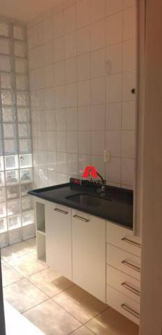 Apartamento com 3 dormitórios à venda, 90 m² por r$ 350.000 - jardim europa - rio branco/a - Foto 3