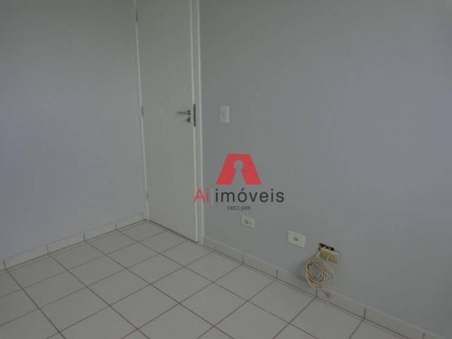 Apartamento com 2 dormitórios para alugar no via parque, 49 m² por r$ 937/mês - floresta s - Foto 17