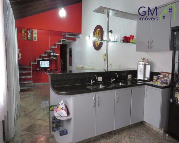 Casa a venda condomínio rk 3 quartos / grande colorado, sobradinho df, churrasqueira, próx - Foto 12