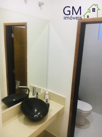 Casa a venda / condomínio rk / 03 quartos / churrasqueira / piscina / aceita casa de menor - Foto 11