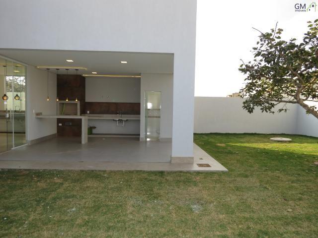 Casa a venda / condomínio alto da boa vista / 3 quartos / churrasqueira / garagem - Foto 11