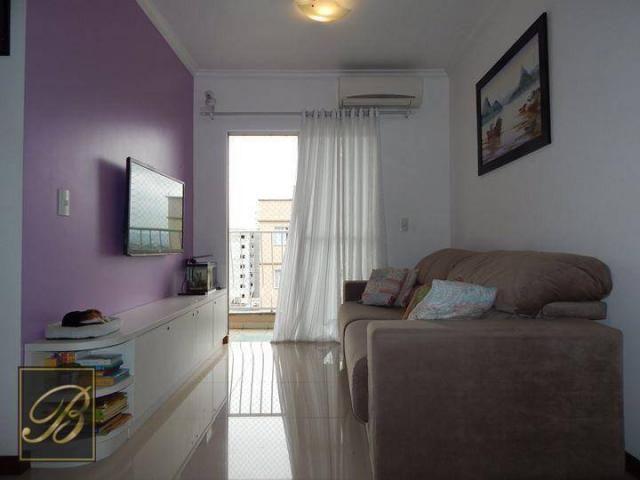 Apartamento com 2 dormitórios à venda, 58 m² por R$ 230.000 - Boa Vista - Joinville/SC - Foto 12