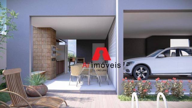 Lançamento: Belo Horizonte Residencial. Apartamento medindo 61,20m², Rio Branco. - Foto 4