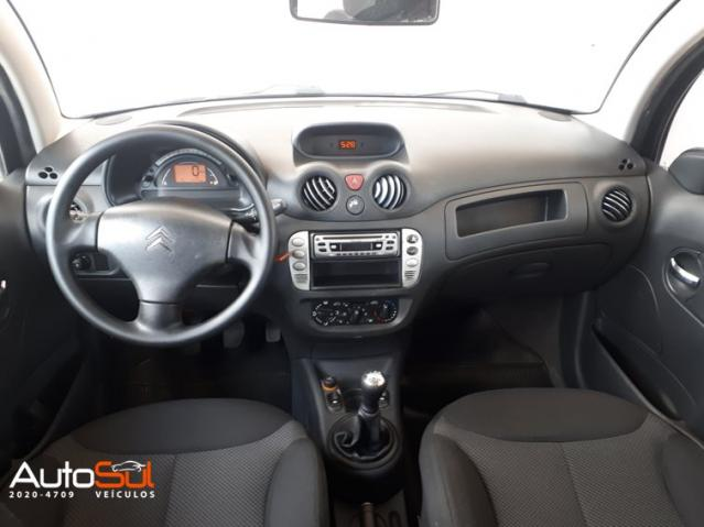 CITROËN C3 2010/2011 1.4 I GLX 8V FLEX 4P MANUAL - Foto 7