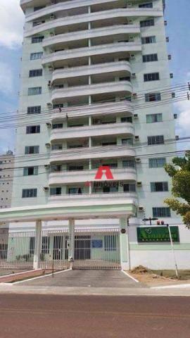 Apartamento residencial à venda, morada do sol, rio branco. - Foto 2
