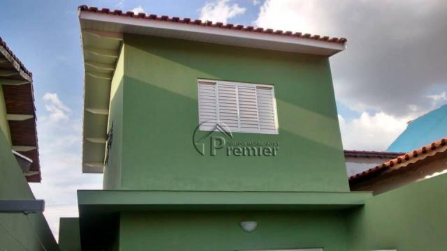 Sobrado com 2 dormitórios à venda, 150 m² por R$ 330.000 - Jardim São Francisco - Indaiatu - Foto 8