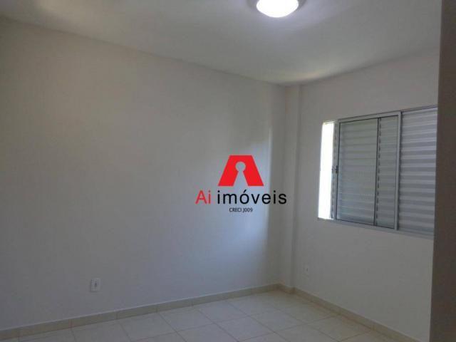 Apartamento com 2 dormitórios sendo 1 suíte, à venda, 67,20 m² por r$ 270.000 - conjunto m - Foto 16