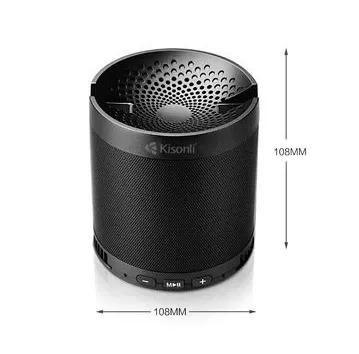 Caixa Som Bluetooth 5w Rádio Fm Bateria longa duração - Foto 3