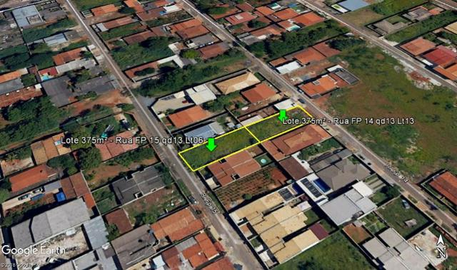 01 lote no Recreio dos Funcionários Públicos, 375m² de área cada um - Foto 7