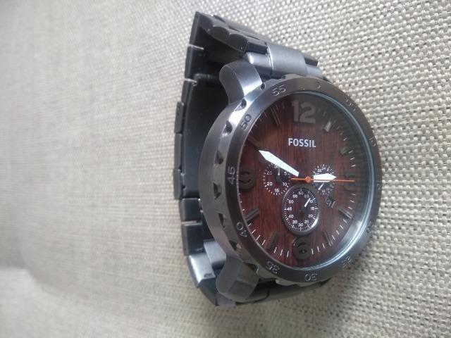 06f0827643639 Relógio Fossil masculino FJR 1355 Z - Bijouterias