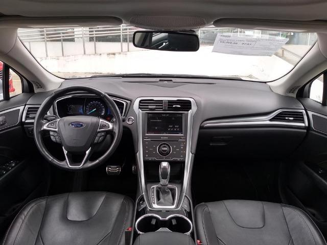Ford Fusion Titanium 2.0 AWD EcoBoost GTDI - Foto 3