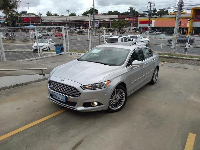Ford Fusion Titanium 2.0 AWD EcoBoost GTDI